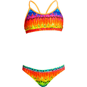 Funkita Racerback Two Piece Bikini Girls wing it